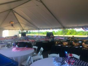 Beautiful 4th of July BBQ at Horseshoe Casino