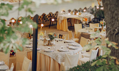 Beautiful Wedding Reception Decorations
