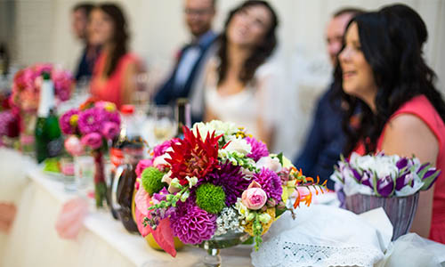 Wedding coordinator hicks event and convention rentals services wedding parties junglespirit Image collections