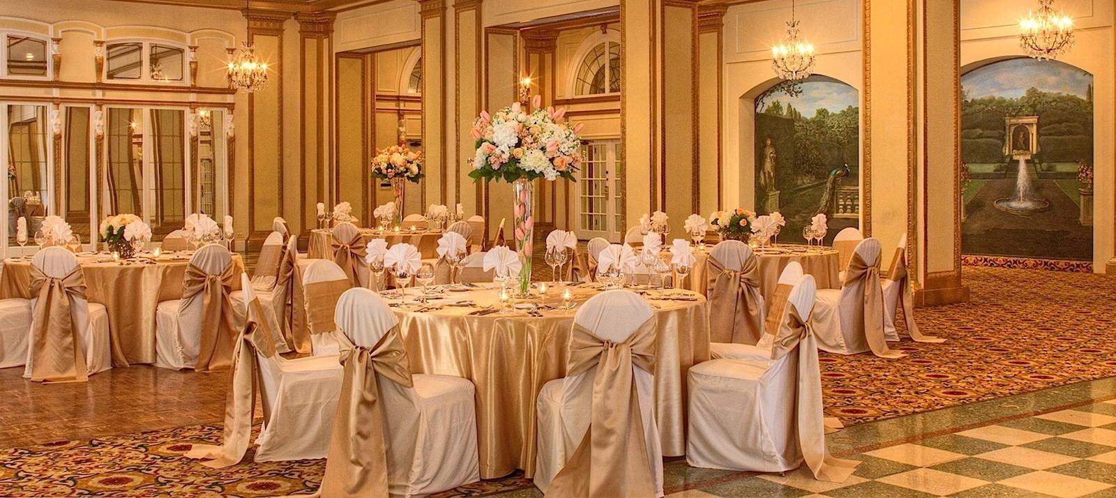Top 3 Indoor Wedding Venues In Memphis